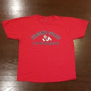 Champion Fresno State Lacrosse Shirt